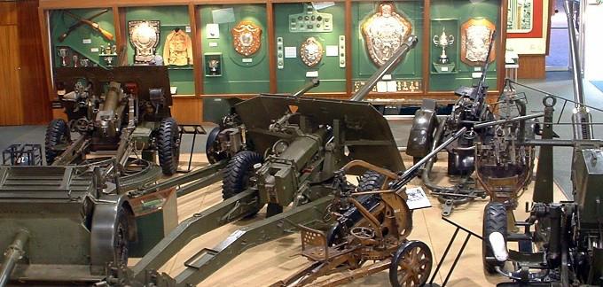 Photo Gallery Zimbabwe Military Museum